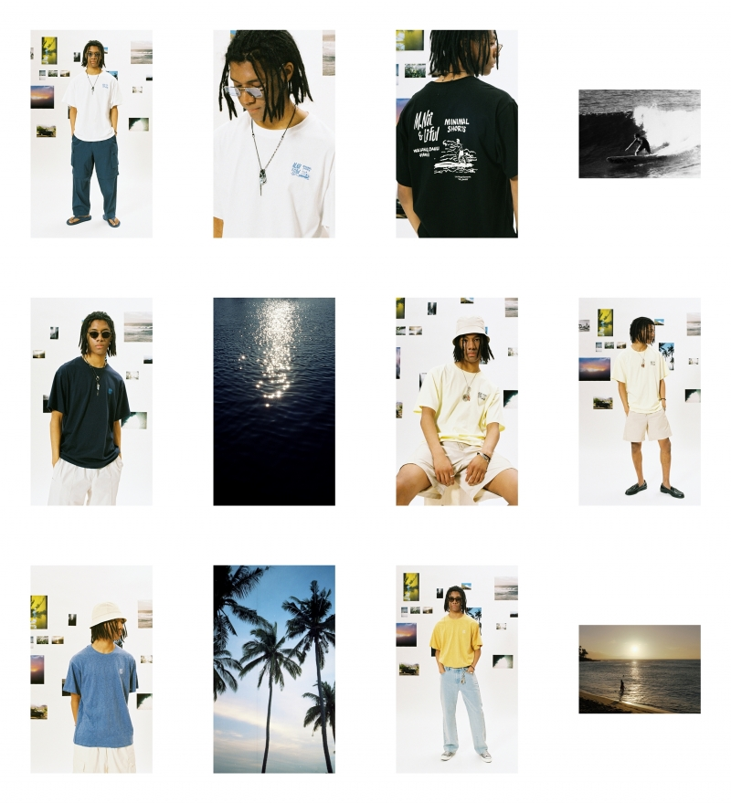 LIFUL X M.NII _ 2020 SUMMER COLLECTION